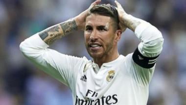 Sergio Ramos, amendă de un sfert de milion de euro. Ce a putut face într-un oraș de lângă Madrid