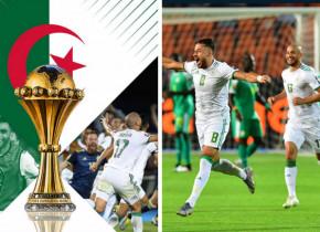Algeria a câștigat din nou Cupa Africii, după 29 de ani de așteptare! Riyad Mahrez, cinci trofee într-un singur an