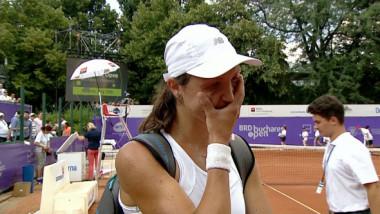 Patricia Țig poate intra în istoria tenisului. Lacrimi de fericire și salt impresionant în clasamentul WTA