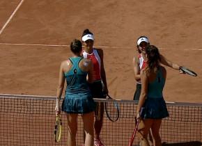 Jaqueline Cristian și Gabriela Ruse au pierdut finala de dublu la BRD Bucharest Open