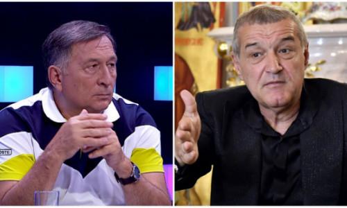 Schimb acid de replici la TV între Becali și Crăciunescu: