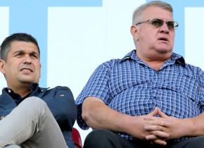 Conceicao, contactat! Iuliu Mureşan zice că Enache rămâne, dar caută deja antrenor pentru Hermannstadt