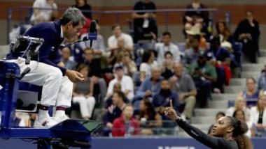 Decizia radicală a oficialilor de la US Open în privinţa arbitrului care a făcut-o anul trecut pe Serena să aibă o adevărată criză