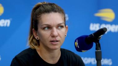"""""""Nu suntem prietene!"""". Cum a reacționat Simona Halep la o întrebare despre Bianca Andreescu"""