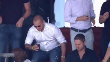 Cum a ajuns să arate Wesley Sneijder la doar două săptămâni după ce și-a anunțat retragerea