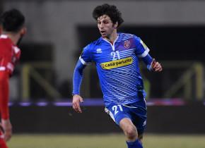 Diego Fabbrini, în sfârşit la Dinamo! Italianul şi-ar fi reziliat contractul cu bulgarii