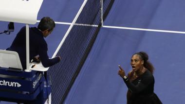 Serena Williams s-a întâlnit cu arbitrul din finala US Open. Ce i-a spus, la un an după scandalul monstru de pe teren