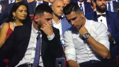 Adevăratul caracter al lui Cristiano. Ce a spus Ronaldo despre Messi, în culise, după interviul în care a izbucnit în lacrimi