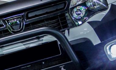 Dacia Duster, mai rară decât un Ferrari sau Aston Martin. Ce are special modelul negru ca o panteră. FOTO