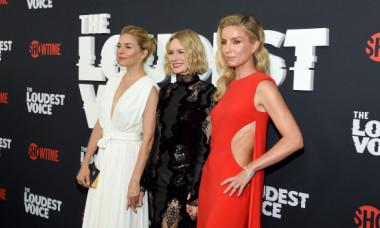 """Gretchen Carlson si Laurie Luhn, femeile care au inspirat crearea serialului """"The Loudest Voice"""", disponibil pe aplicația Digi Online"""