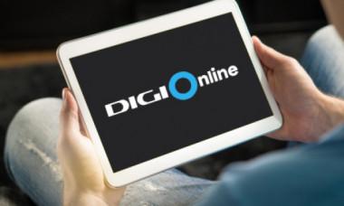 Activează Digi Online din contul tău de client și ai acces la peste 70 de canale TV