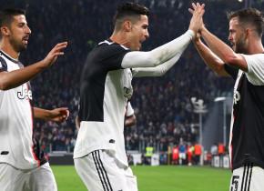 Juventus - Bologna 2-1. Cristiano Ronaldo e de neoprit. A dat recital din nou