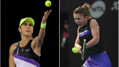 Belinda Bencic, ultima calificată la Turneul Campioanelor! Simona Halep scapă de o adversară foarte dificilă