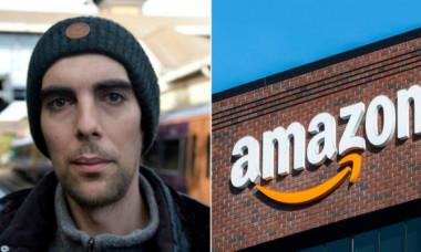 Cum a ajuns pe străzi un român care lucra la Amazon. Avea 3 joburi, iar acum doarme pe unde apucă