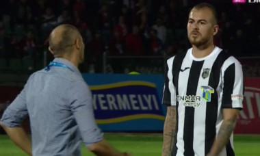 """""""De ce m-ai scos!?"""" Alibec i-a cerut socoteală lui Bogdan Andone și a înjurat în momentul schimbării: reacția antrenorului"""