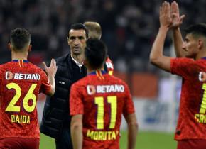 Chindia Târgoviște - FCSB 0-0, ACUM, la Digi Sport 1. Gnohere, aproape de gol