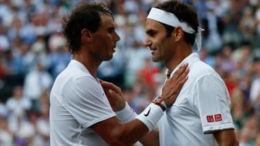 Răspunsul uimitor al lui Roger Federer când a fost întrebat de ce nu a fost la nunta lui Rafael Nadal