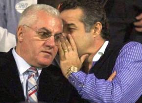 """Gigi Becali vrea să-și vândă vedetele, Dumitru Dragomir îl temperează. """"Îmi doresc ca fotbalul să fie ca atunci!"""""""