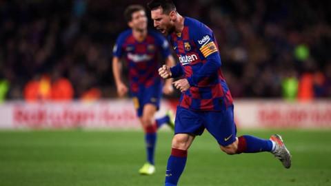 """Leo Messi a dezvăluit cine este singurul jucător căruia i-a cerut vreodată tricoul: """"Atunci nu m-am putut abține"""""""