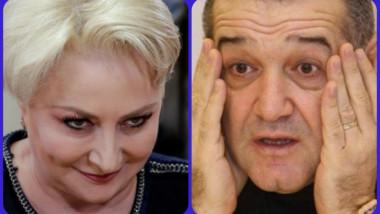 Ce riscă Gigi Becali după atacul sexist fără precedent la adresa Vioricăi Dăncilă