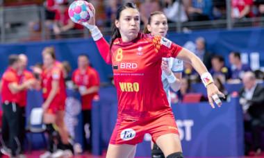 Cristina Neagu, marea speranță a României la Campionatul Mondial de Handbal Femin. Competiția e pe Digi Online