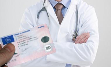 Cum te poate lăsa un doctor fără permis. Cele 5 încercări prin care treci la schimbarea actului