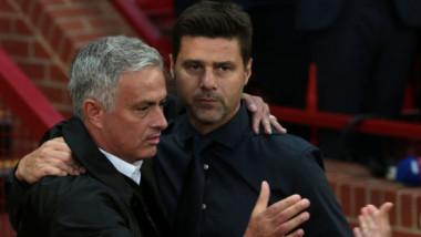 """Tottenham și-a adus """"călăul"""" la cârma echipei! Ce mesaj i-a transmis Mourinho lui Pochettino, imediat după ce a semnat"""
