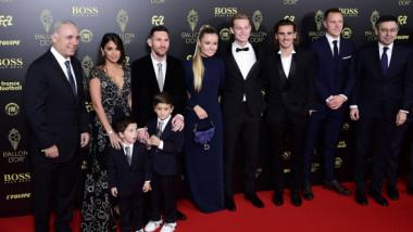 """""""Iubita lui Frenkie de Jong e gata să riște totul pentru Leo Messi!"""" Imaginea surprinsă la gala Balonului de Aur 2019"""