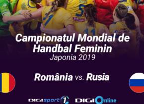 Campionatul Mondial de Handbal Feminin: peste 60 de meciuri, în direct, în aplicația Digi Online, pe Digi Sport. Când joacă România primul meci din Grupa Principală