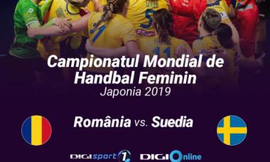 Campionatul Mondial de Handbal Feminin, în direct, în aplicația Digi Online, pe Digi Sport. Când joacă România următorul meci din Grupa Principală
