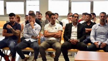 Justiția din Spania a decis! Cum au scăpat cei 36 de jucători acuzaţi de blat