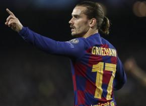 """Antoine Griezmann n-a venit la Barcelona pentru a câştiga trofee: """"Atletico poate cuceri titlul şi Liga în orice an"""""""