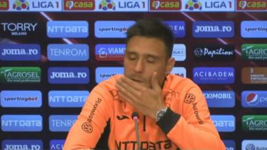 Momente impresionante! Camora a început să plângă în timpul conferinței de presă