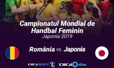 Campionatul Mondial de Handbal Feminin, în direct, în aplicația Digi Online, pe Digi Sport. Când joacă România ultimul meci din Grupa Principală