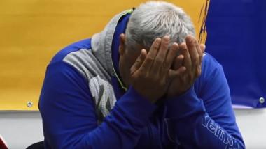 Antrenorul Coronei Brașov a izbucnit în plâns. Președintele și-a anunțat demisia. Primele explicații în scandalul de dopaj