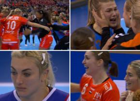 Rusia - Olanda 32-33. Final dramatic, rusoaicele în lacrimi! Avem prima finalistă de la Campionatul Mondial