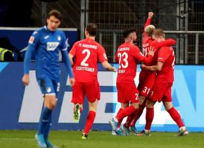 Hoffenheim - Augsburg 2-4 | Oaspeţii sunt neînvinşi de 5 etape şi au devenit echipa momentului în Bundesliga