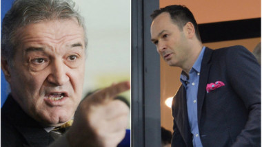 """Gigi Becali intervine, într-un moment greu pentru Dinamo: """"E un bolnav, e la spital, dar se poate vindeca!"""""""