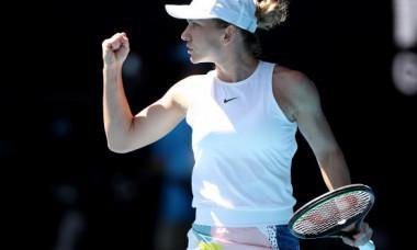 Programul complet de la Australian Open 2020. De la ce oră începe joi meciul G. Muguruza - S. Halep