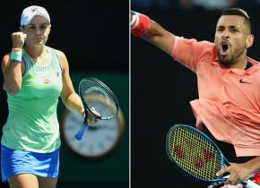 """Ashleigh Barty, favorită la câștigarea Australian Open în opinia lui Nick Kyrgios: """"Le distruge pe toate"""""""