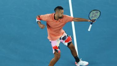 """Controversatul Nick Kyrgios a anunțat câștigătoarea de la Australian Open. """"Le distruge pe toate"""""""