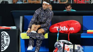 Cum a putut să apară Grigor Dimitrov la Australian Open. Fanii l-au batjocorit, dar a primit o cerere de căsătorie în direct