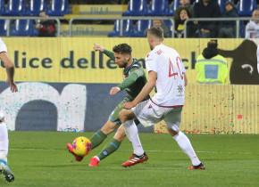 Cagliari - Napoli 0-1. Mertens a fost eroul oaspeților