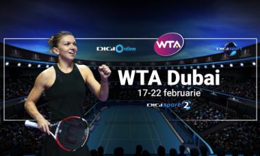 Simona Halep vs Elena Rybakina - când se joacă finala WTA Dubai. Vezi meciul în exclusivitate, pe Digi Sport 1 și în aplicația Digi Online
