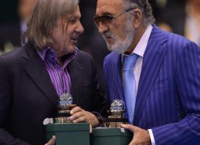 Năstase și Țiriac și-au găsit un aliat. Soluția propusă pentru leagănul tenisului românesc, Arenele BNR