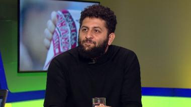 """""""Cu ce echipă ții?"""" Ce a răspuns Sergiu Costache, interpretul lui """"Sabin"""" din celebrul serial """"Umbre"""""""