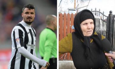Imagini inedite cu tatăl și bunica lui Budescu! Dezvăluiri incredibile: 'Venea mereu să îmi ceară bani!'