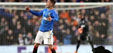"""Cea mai bună veste pe care o putea primi Ianis Hagi! Ce-i pregătesc cei de la Rangers, după """"dubla"""" din Europa League"""