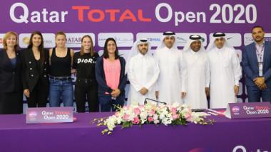 NEWS ALERT Simona Halep s-a retras de la Qatar Open