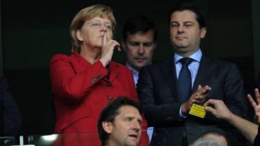 Angela Merkel s-a interesat de Simona Halep! Ce s-a întâmplat pe holurile Parlamentului European